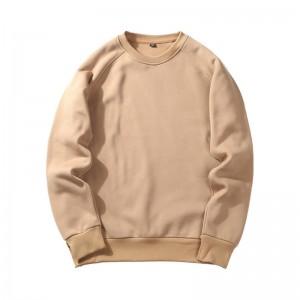 Custom Sweatshirt Man Top Jogging Pull Over Hoo...