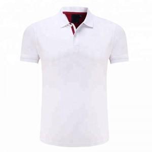 Free design assorted colors and sizes pique uniform custom polo shirt