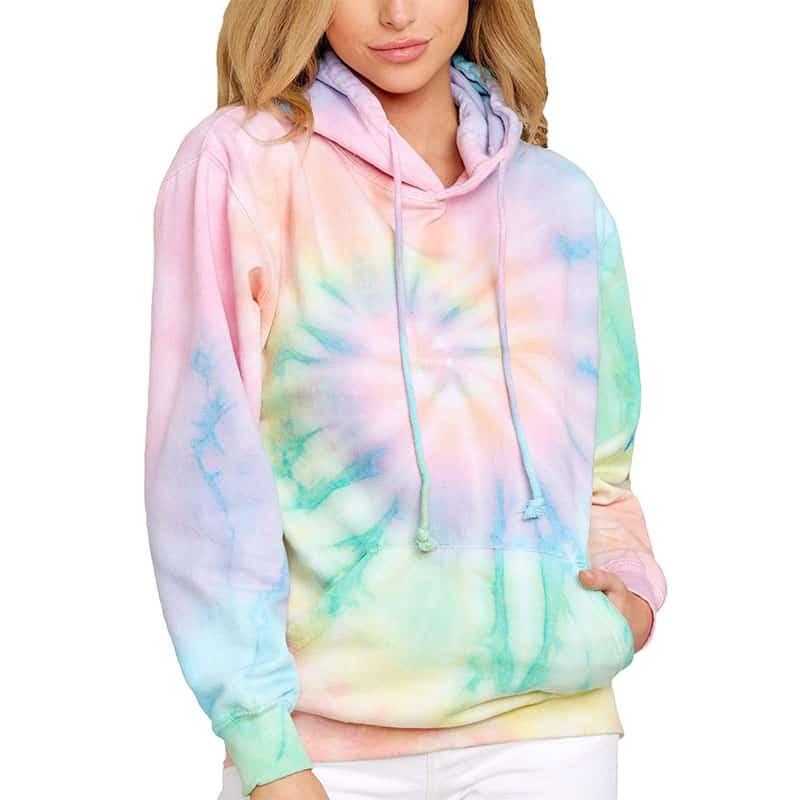 What is tie dye hoodie? Tie Dye History