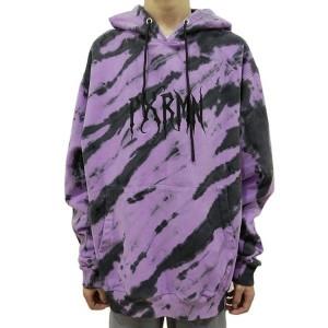 online men's oversized hoodie streetwear front print tie dyed pullover hoodie